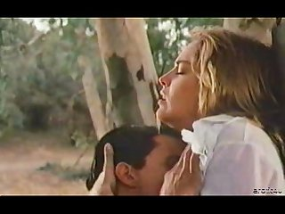 Sharon Stone - Sex Scene From - Love Scene In Woods