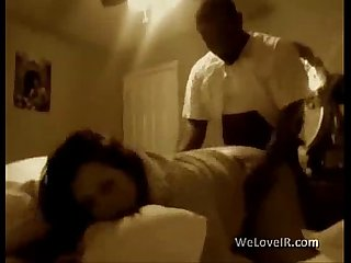 Teen interracial sextape