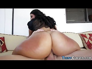 Teens big booty spunked