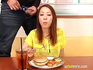 How to eat japanese food Mp4