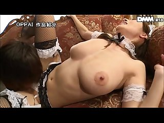 Sexy big tit maid Julia
