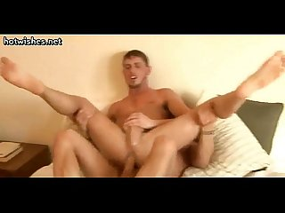 Gays jerking their dicks and enjoy anal sex
