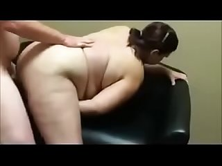 Stranger Fucking My Fat Slut of a Wife