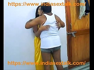 Indiasextalk period com deshi unsatisfied mohini Aunty fucked by devar in home alone