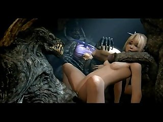 awesome anime com 3d anime marie rose fucked by monsters from dead or alive
