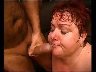 Two bbw mature sucks and fucks with young man www beeg18 com
