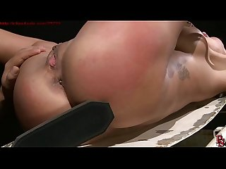 Super sexy slave trained for sub slut