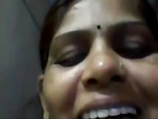 Desi Bhabhi with huge milk tankers says i love u