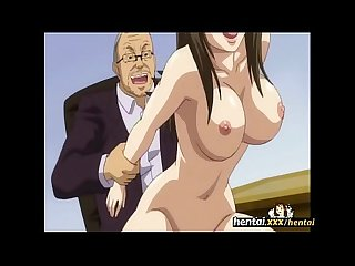 Busty Secretary Orgams on Boss cock - Hentai.xxx