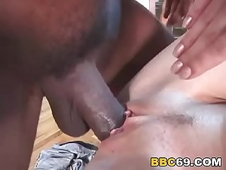 Nikita Does Anal With Black Cock