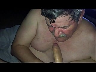Gumjob by toothless daddybear steelworker