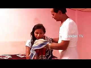 young indian girl romance with uncle in bedroom latest hot short film 2017 hd file hdmusic99 me