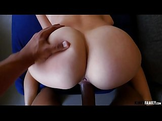 Kinky Family - Fucked my stepsis Makenna Blue like a slut