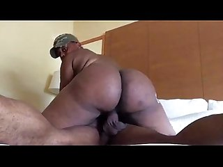 Big butt Girl fucking some Ass smoke