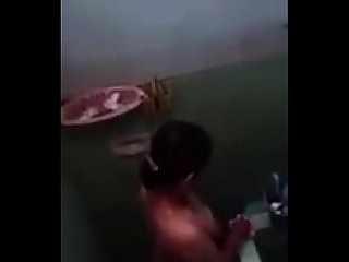 Indian Girl Bath Spy