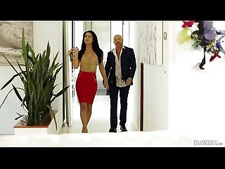 Ts stunner chanel santini fucks ftm buck angel