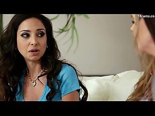 Trinity St Clair Kobe Lee and Tanya Tate at Mommy's Girl