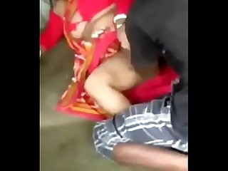 Desi aunty affair with her husband friend