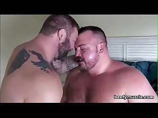 video.beefymuscle.com - Massive muscle bears fucking [tags: muscle bear..