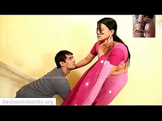 Mallu Aunty hot Sex Romance with young boy