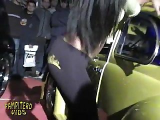 Promotoras motor show jennifer cabrera pamela paiva marita trento sofia morena