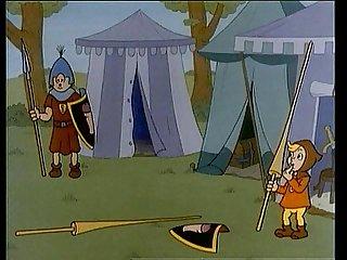 Zeichentrickparade prinz eisenschwanz