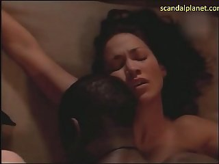 Jennifer lopez nude boobs and sex in money train at scandalplanet com