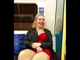 Public flashing hot milf view my account for all hot clips