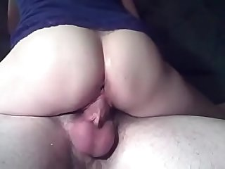 Giant cock barely fit into her super tight pussy on www camsex fun