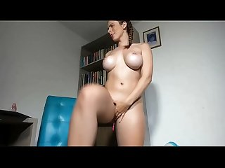 andrea duque97 doing her job as always. - Chaturbate