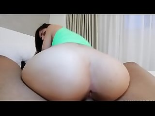 Great big beautiful round ass Arab mia khalifa fucked pov