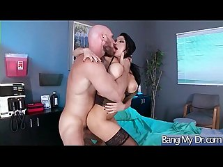 Perv Doctor Give Sex Treat For Horny Sluty Patient (Audrey Bitoni) mov-04