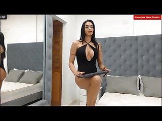 Mollya y Su grande culo