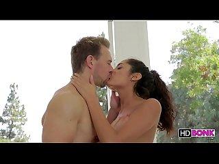 Sexy chloe amour gets slammed