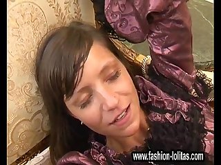 Fashion lolitas 1 royal pussy