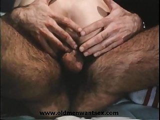 Old man Harry Reems Vintage Porn Star loves young girl